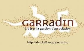 Le logo de Garradin